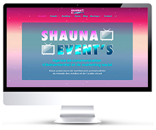 Shauna Events – Web